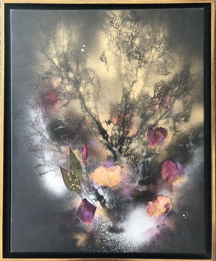 Fall Prairie by Jess Barnett